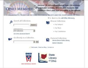 Ohio Memory