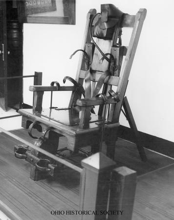 Electric chair execution photos the first executions occurred electric