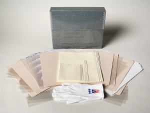 Family History Archival Kit now for sale in the museum store at the Ohio History Center.