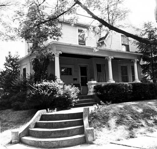 Neil Armstrong Home - Pics about space
