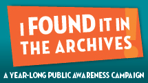 Archives Contest Logo