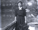 Unidentified Young Woman, Albert Ewing Collection