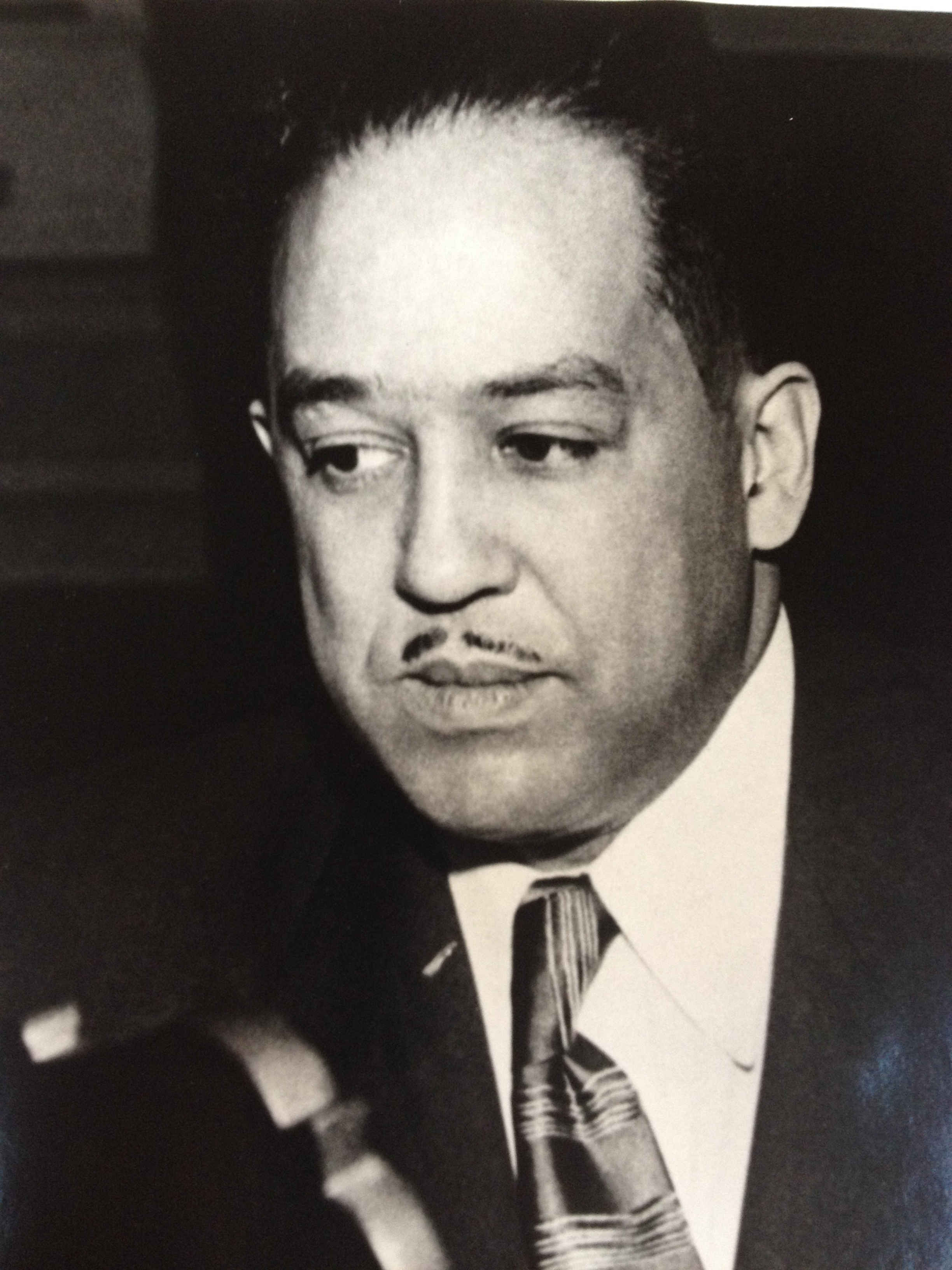 Langston Hughes Facts For Kid