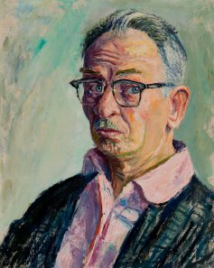 Self portrait, 1960.